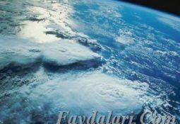 Atmosferin dünyaya olan faydaları