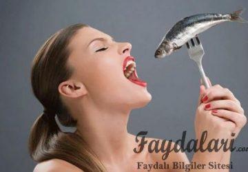 Balığın cilde yararları