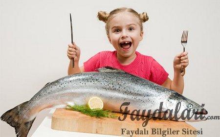 Balığın Çocuklara Yararı