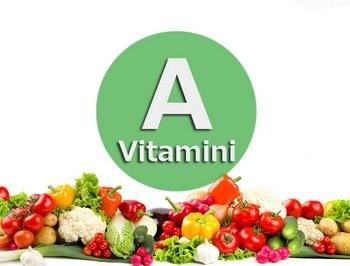 A vitaminin yararları