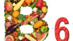 B6 Vitamini Faydaları