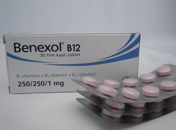 Benexol B12'nin Fayfaları