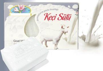 Keçi sütü sabunu faydaları