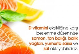 d vitamini eksikligine iyi gelenler