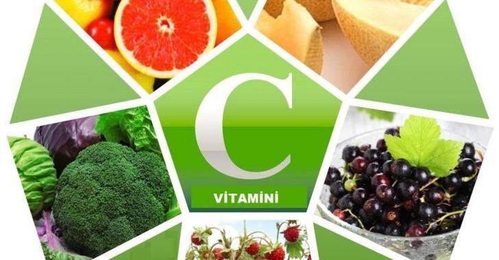 C Vitamini Faydaları
