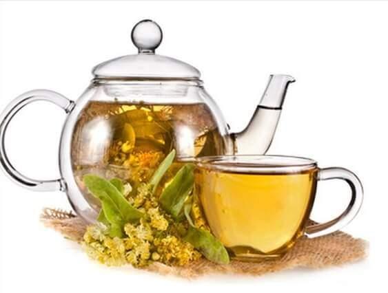 Ihlamur Çayı Yapılışı