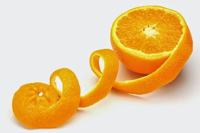 portakalin kabugu