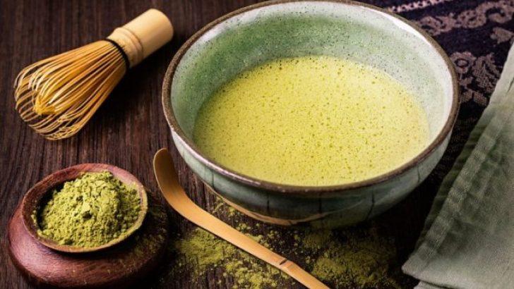 Matcha Çayının Faydaları