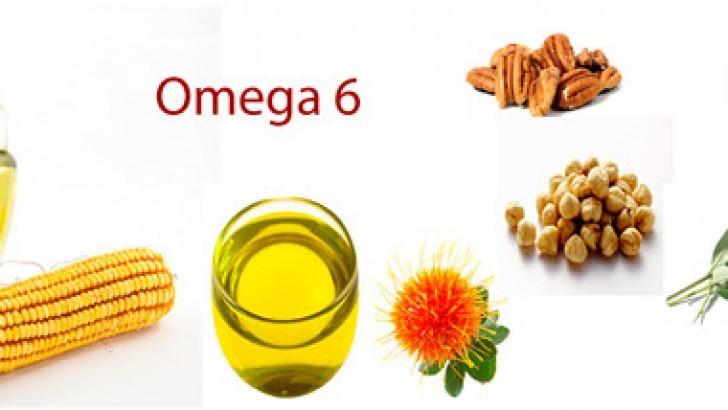Omega 6'nın Faydaları