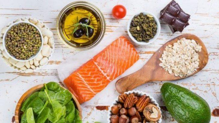 Kolesterol Düşürücü 13 Gıda