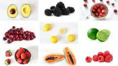 Düşük Şeker İçeren 11 Meyve