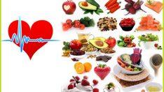 Kalp Sağlığı İçin En İyi Gıdalar